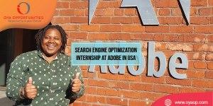 Adobe Internship in United States (Search Engine Optimization)