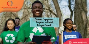 Student Engagement Program 2020 at Danish Refugee Council