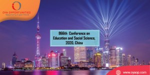 866th Conference on Education and Social Science, 2020, China