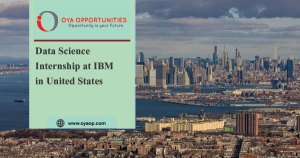 Data Science Internship at IBM in United States
