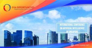 International Conference on Artificial Intelligence in Singapore