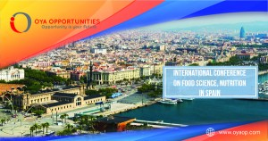 International Conference on Food Science, Nutrition in Spain