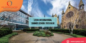 Leeds International Summer School 2020 in United Kingdom
