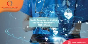 World Congress on Medical and Health Informatics, 2020, Ghana