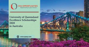 Excellence Scholarships 2020