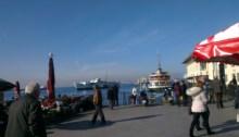 Kadıköy - İskele - Dock