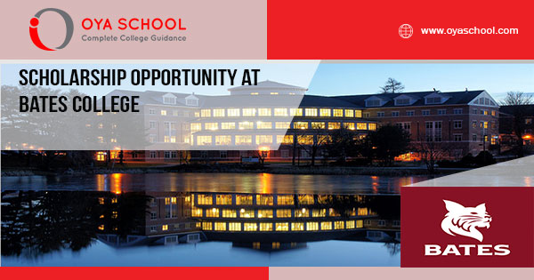 Scholarship Opportunity at Bates College