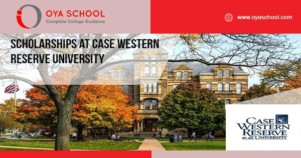 Scholarships at Case Western Reserve University - OYA School