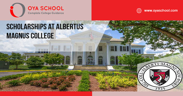 Scholarships at Albertus Magnus College