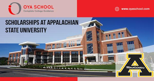 Scholarships at Appalachian State University