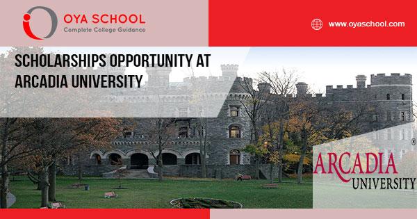 Scholarships Opportunity at Arcadia University