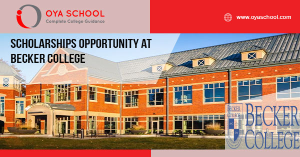 Scholarships Opportunity at Becker College