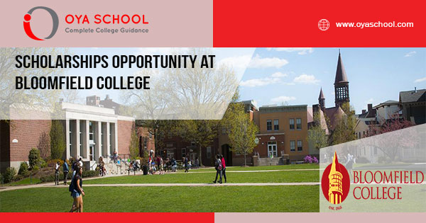 Scholarships Opportunity at Bloomfield College
