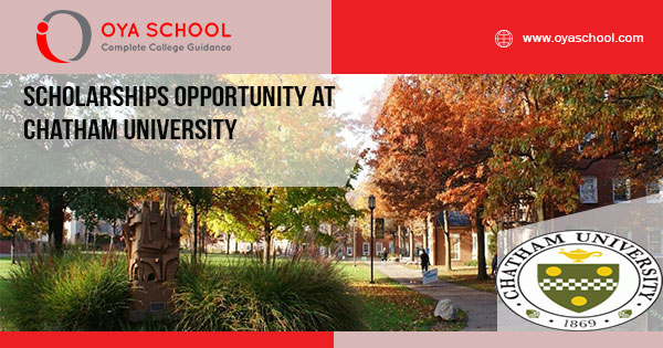 Scholarships Opportunity at Chatham University