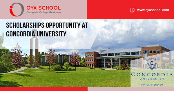 Scholarships Opportunity at Concordia University