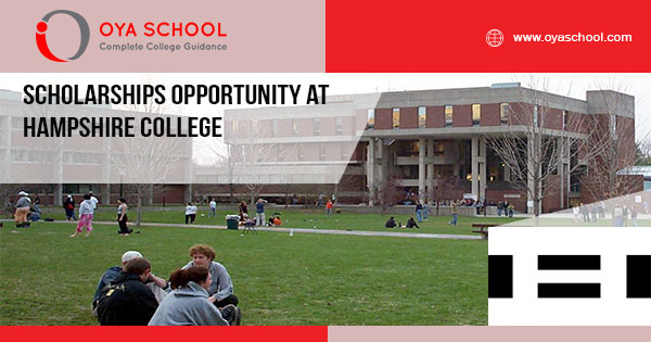 Scholarships Opportunity at Hampshire College
