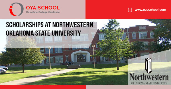 Scholarships at Northwestern Oklahoma State University