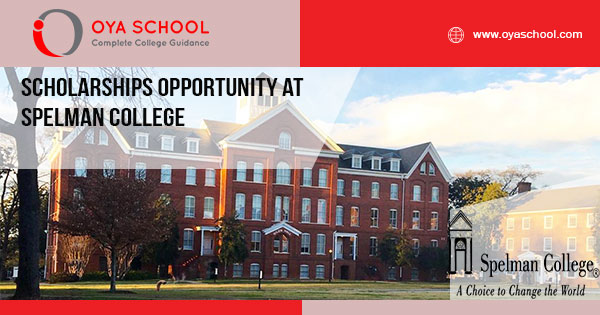 Scholarships Opportunity at Spelman College