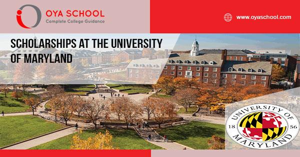 Scholarships at the University of Maryland