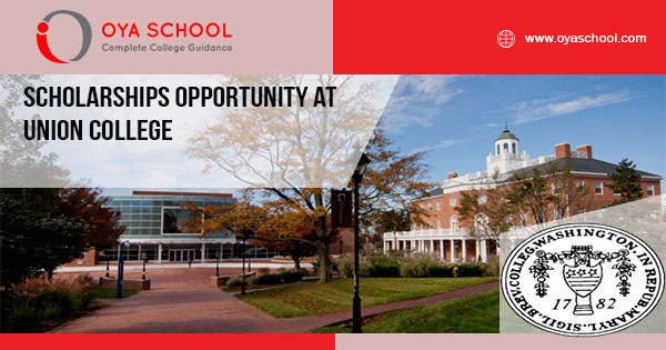 Scholarships Opportunity at Washington College