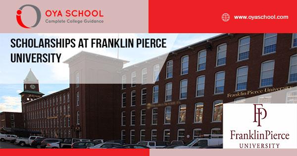Scholarships at Franklin Pierce University