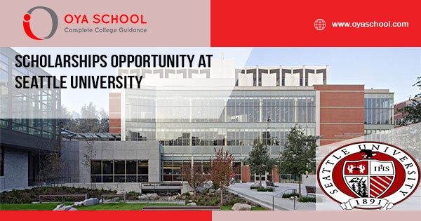 Scholarships Opportunity at Seattle University