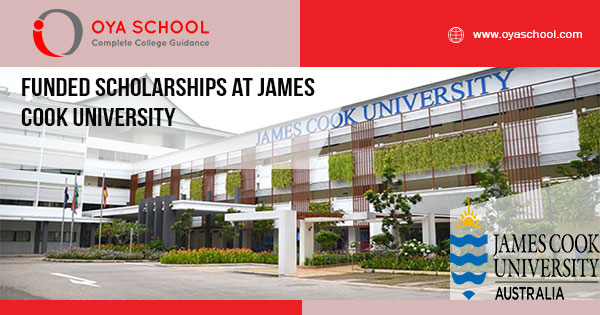Funded Scholarships at James Cook University