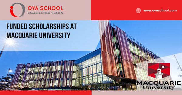 Funded Scholarships at Macquarie University