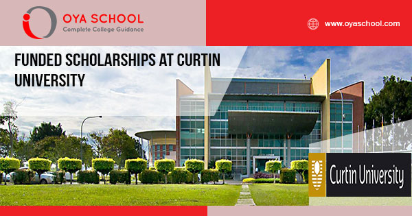 Funded Scholarships at Curtin University