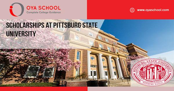 Scholarships at Pittsburg State University