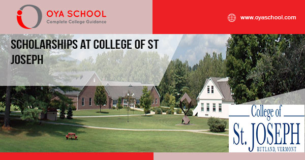 Scholarships at College of St Joseph
