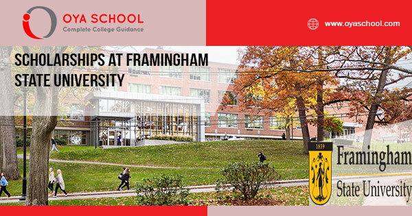 Scholarships at Framingham State University