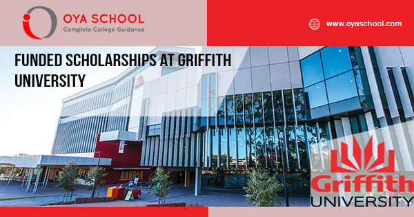 Funded Scholarships at Griffith University