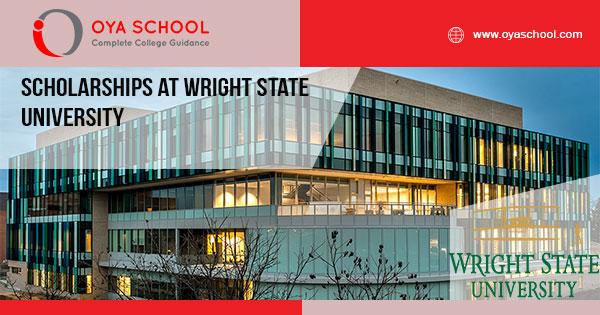 Scholarships at Wright State University