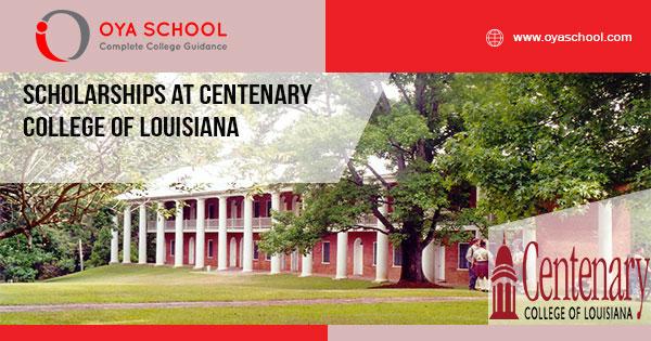 Scholarships at Centenary College of Louisiana