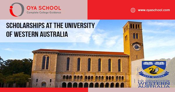 Scholarships at the University of Western Australia