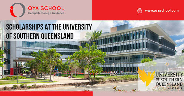 Scholarships at the University of Southern Queensland