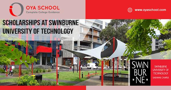Scholarships at Swinburne University of Technology