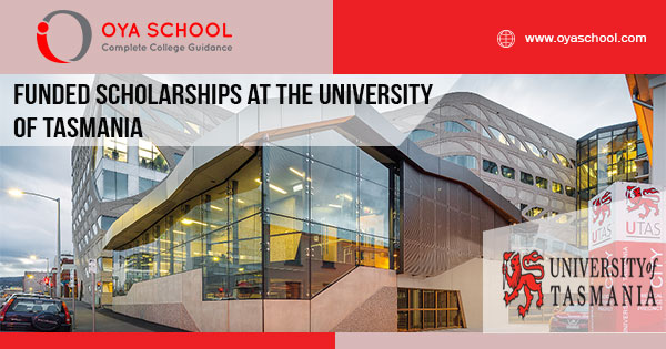 Funded Scholarships at the University of Tasmania