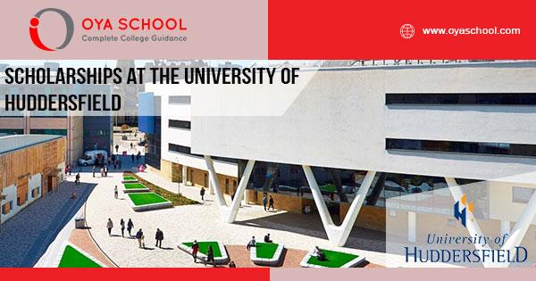 Scholarships at the University of Huddersfield