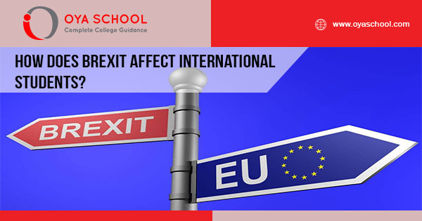 How does Brexit Affect International Students?