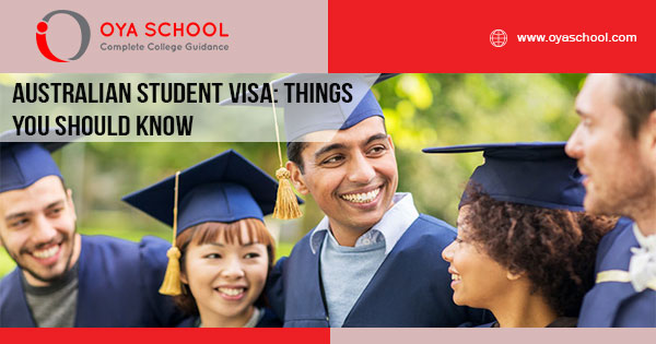 Australian Student Visa: Things You Should Know