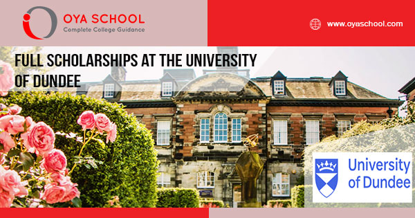 Full Scholarships at the University of Dundee