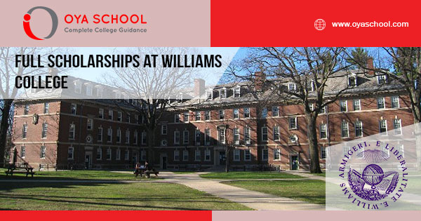 Full Scholarships at Williams College