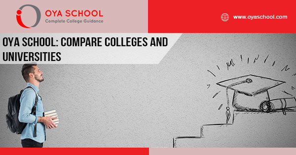 OYA School: Compare Colleges and Universities