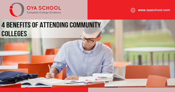 4 Benefits of Attending Community Colleges