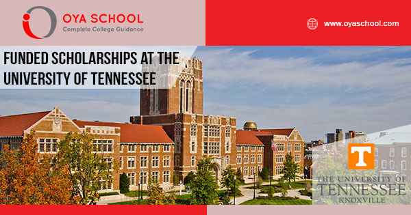 Funded Scholarships at the University of Tennessee