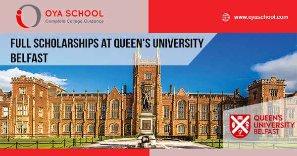 Full Scholarships at Queen's University Belfast