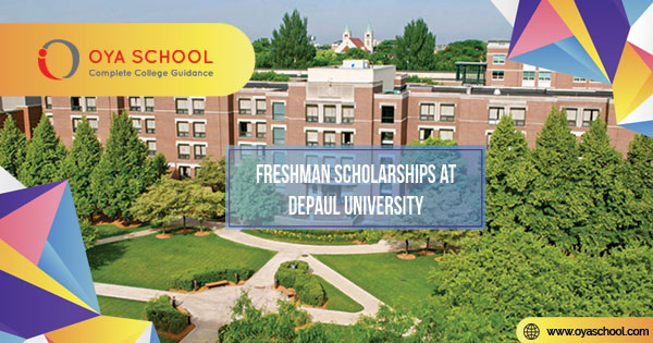 Freshman Scholarships at DePaul University
