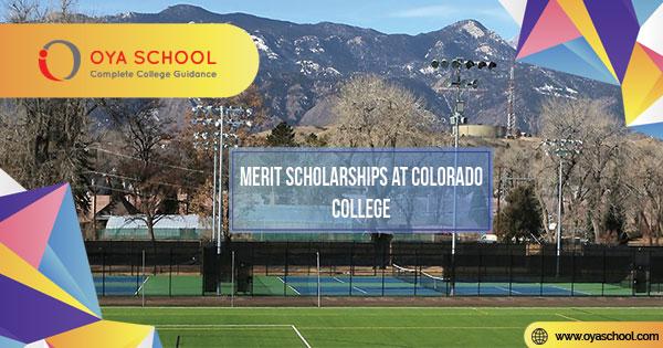 Merit Scholarships at Colorado College